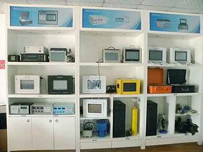 长杰科技产品陈列展览