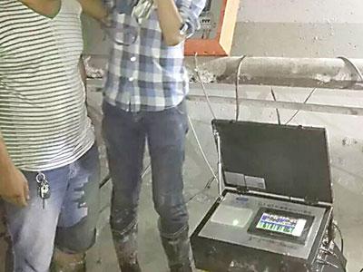 陕西引汉济渭隧道工程与长杰记录仪合作