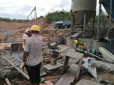 湖南郴州东江湖引水工程
