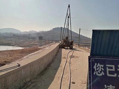 山东弘禹水利工程公司与长杰合作