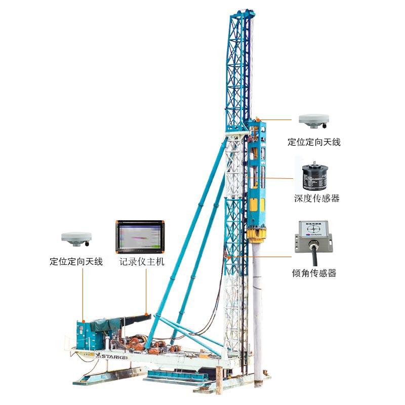 预应力管桩施工信息化系统